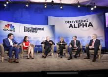 Picture of Delivering Alpha panelists